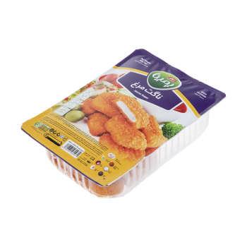 ناگت مرغ منجمد پمینا مقدار 300 گرم