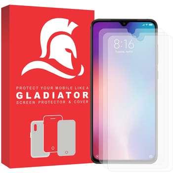 محافظ صفحه نمایش گلادیاتور مدل GLX3000 مناسب برای گوشی موبایل شیائومی Mi a3 بسته سه عددی