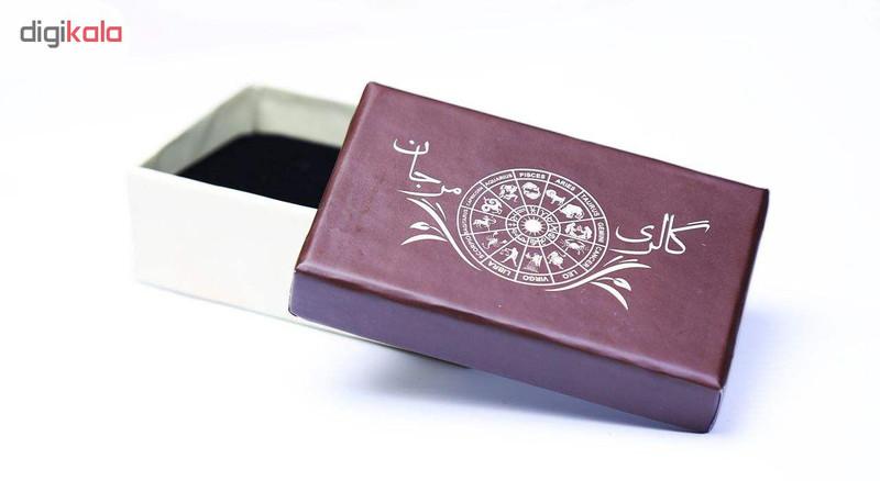 دستبند طلا 18 عیار زنانه گالری مرجان کد 0906