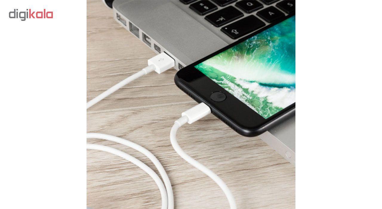 کابل تبدیل USB به لایتنینگ مدل mfi9578c28j طول1متر main 1 4