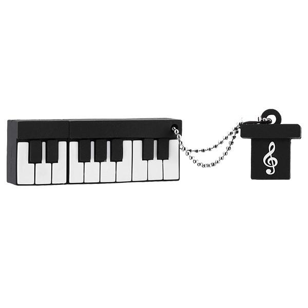 فلش مموری طرح پیانو مدل Ul-Pv-Pan01 ظرفیت32گیگابایت