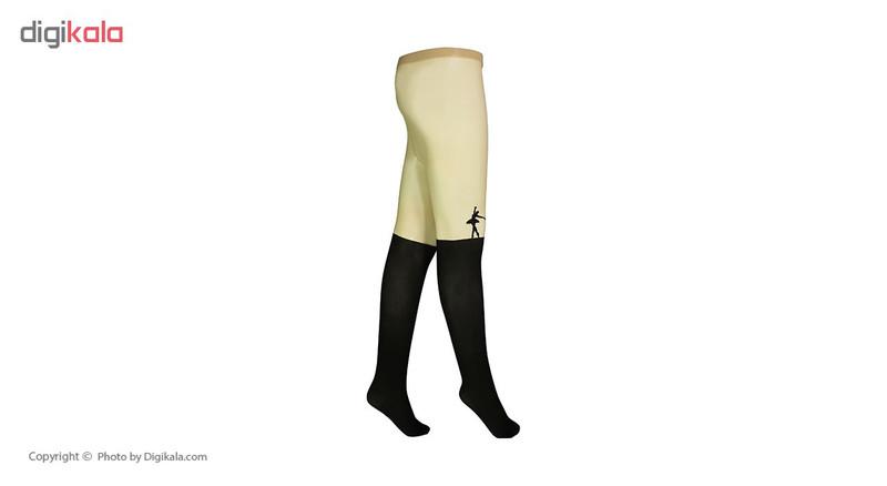 جوراب شلواری زنانه کد 2273
