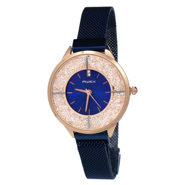 ساعت مچی عقربه ای زنانه آوکس مدل BU8012