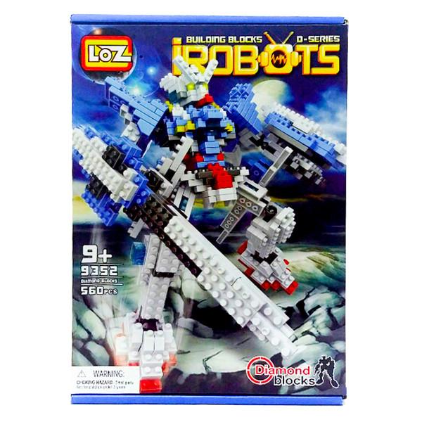 ساختنی لوز مدل irobats کد 9352