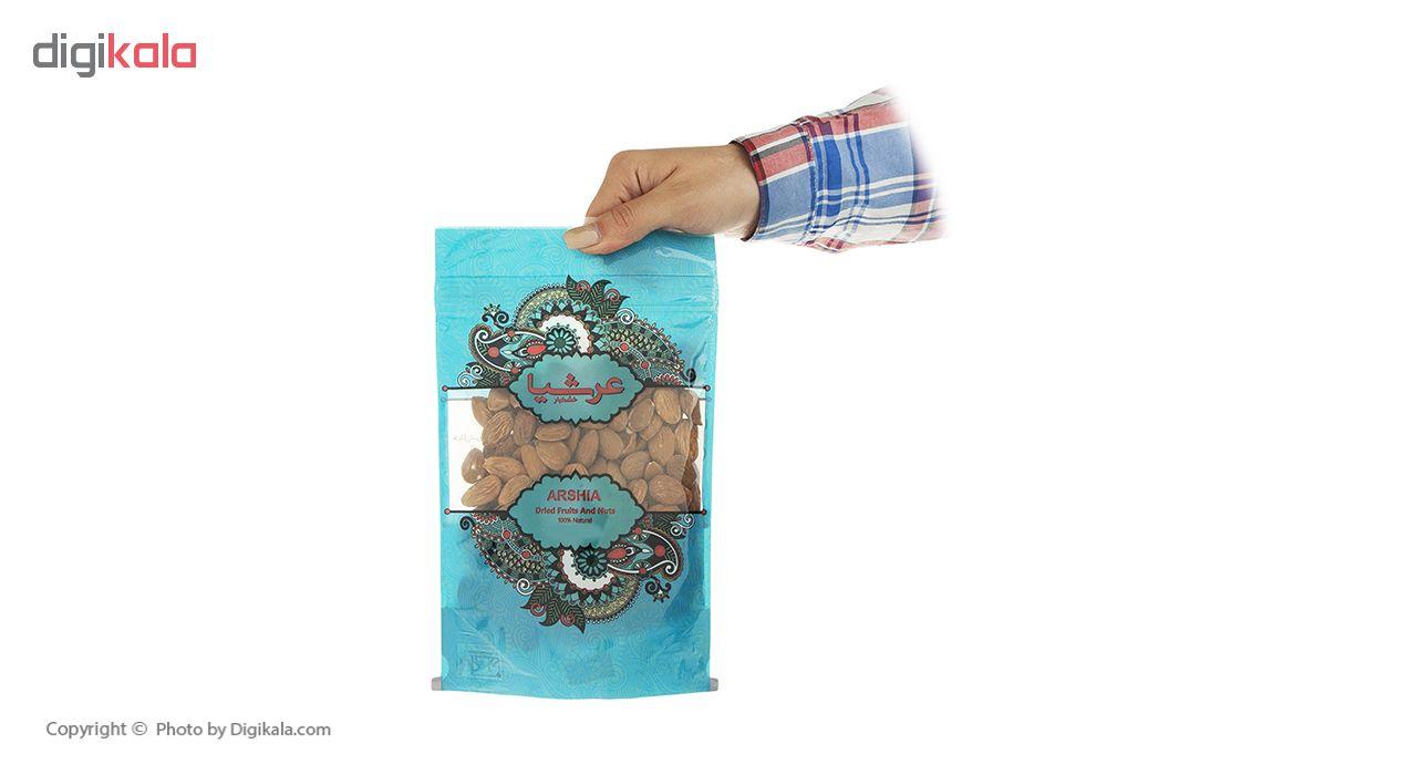 Arshia Raw Iranian kernel Almonds- 250 grams