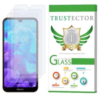 محافظ صفحه نمایش تراستکتور مدل GLS مناسب برای گوشی موبایل هوآوی Y5 2019 بسته 3 عددی