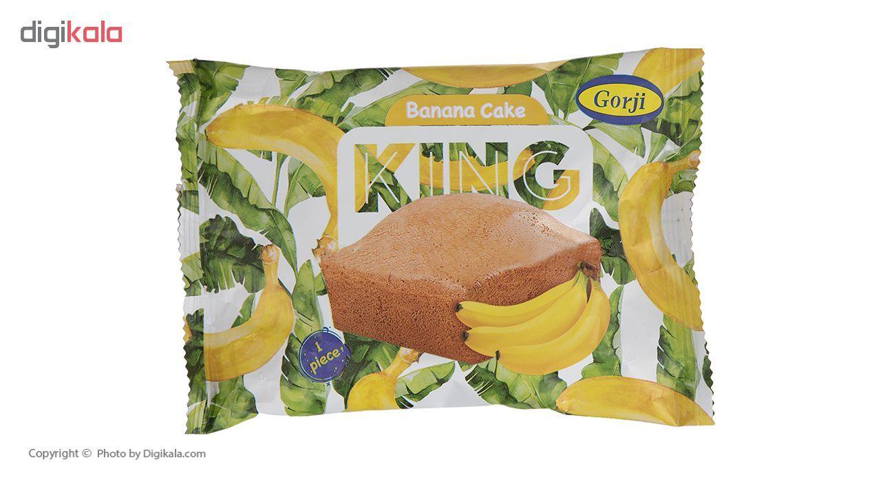 کیک موزی گرجی مقدار 80 گرم main 1 1