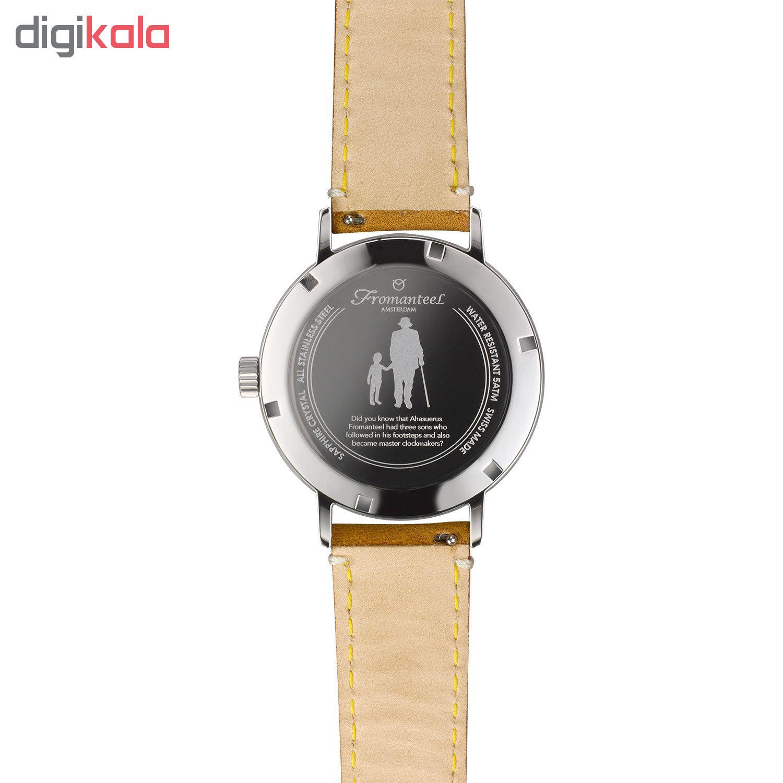 ساعت مچی عقربه ای مردانه فرومنتیل مدل Generation-GS-0902-012