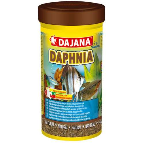 غذا ماهی داجانا مدل دافنی وزن ۵۰ گرم