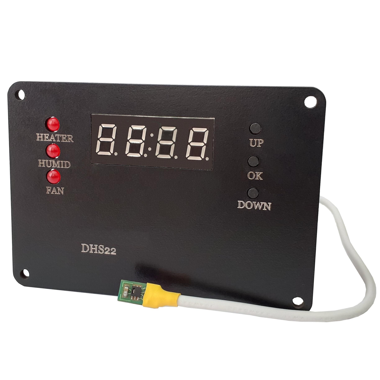 دستگاه کنترلر جوجه کشی مدل DHS22C