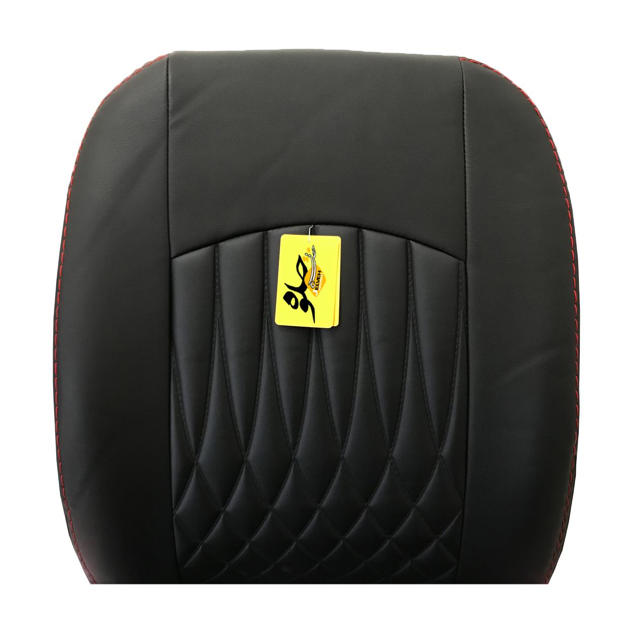 روکش صندلی خودرو جلوه مدل bg12 مناسب برای پراید 131