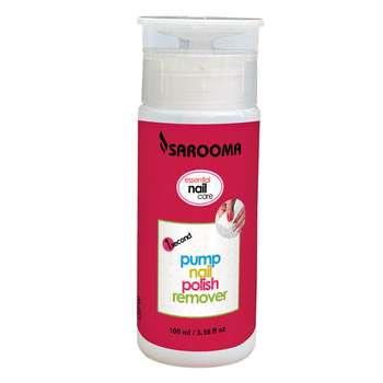 محلول لاک پاک کن ساروما مدل Pump حجم 100 میلی لیتر