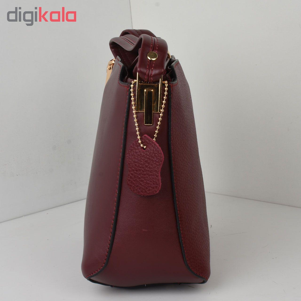 کیف دستی زنانه پارینه مدل PLV172-12-1554