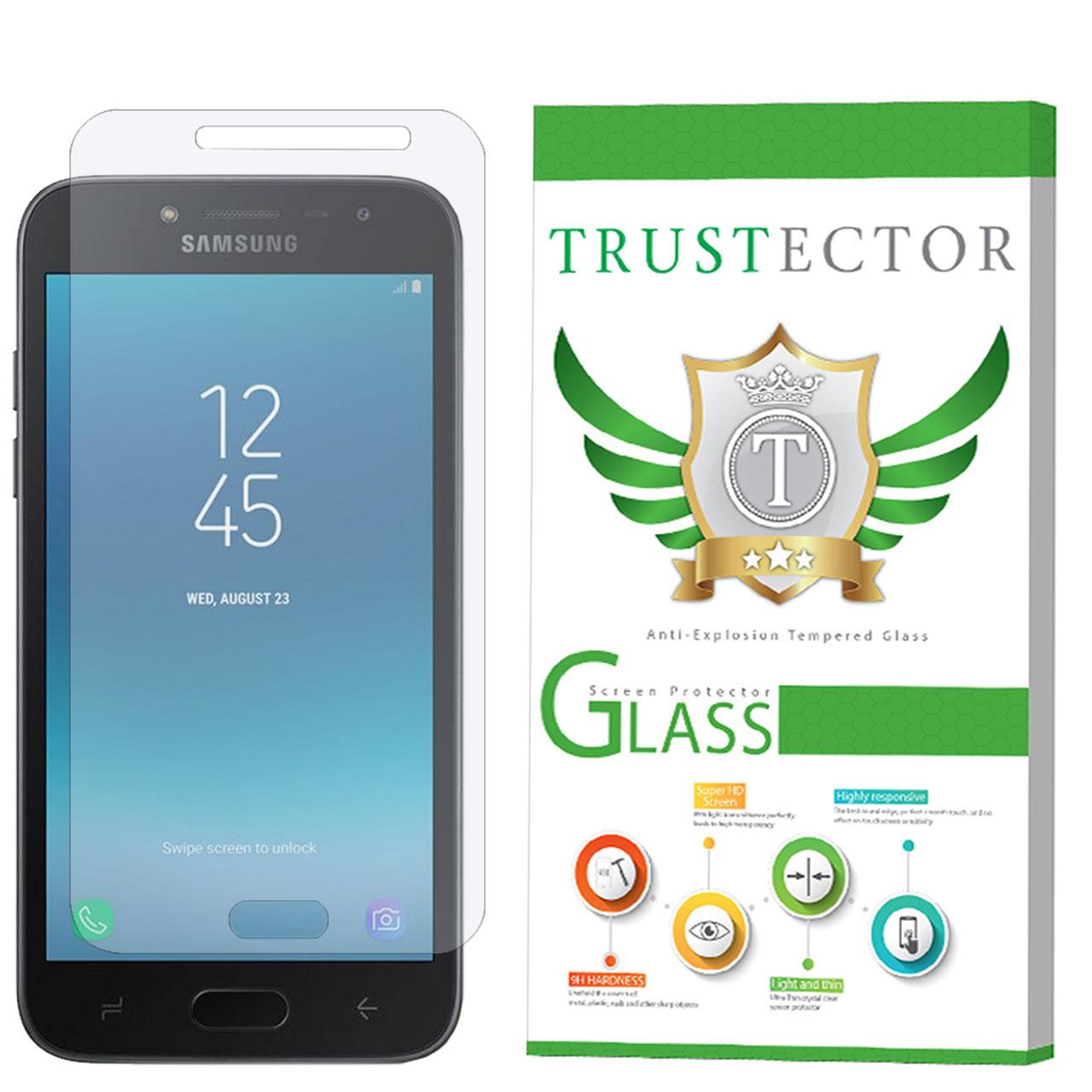محافظ صفحه نمایش تراستکتور مدل GLS مناسب برای گوشی موبایل سامسونگ Galaxy J2 2018 / J2 Pro 2018