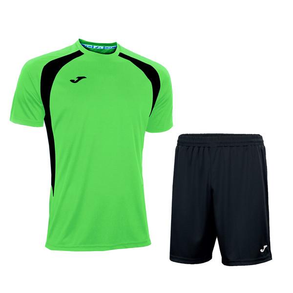 ست تی شرت و شلوارک ورزشی مردانه جوما مدل 021