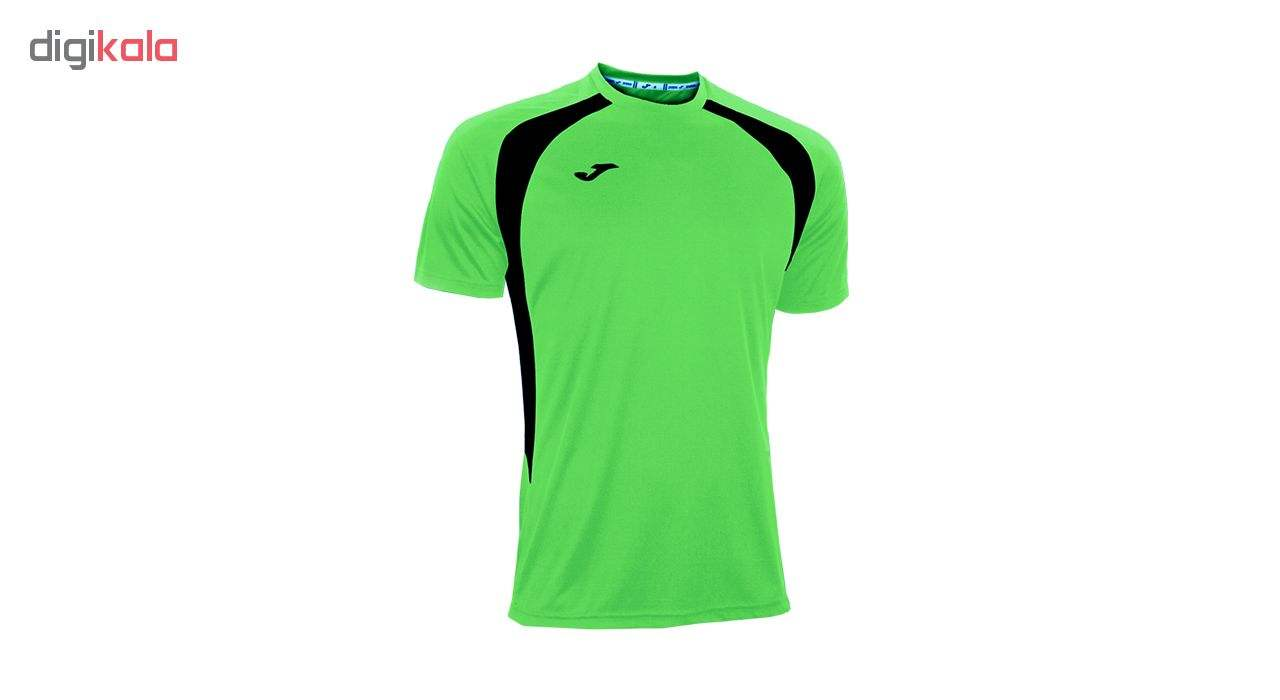 ست تی شرت و شلوارک ورزشی مردانه جوما مدل 021 -  - 1