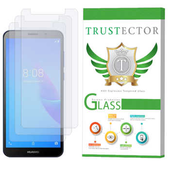 محافظ صفحه نمایش تراستکتور مدل GLS مناسب برای گوشی موبایل هوآوی Y5 lite 2018 بسته 3 عددی