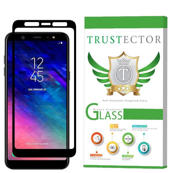محافظ صفحه نمایش تراستکتور مدل GSS مناسب برای گوشی موبایل سامسونگ Galaxy A6 Plus 2018