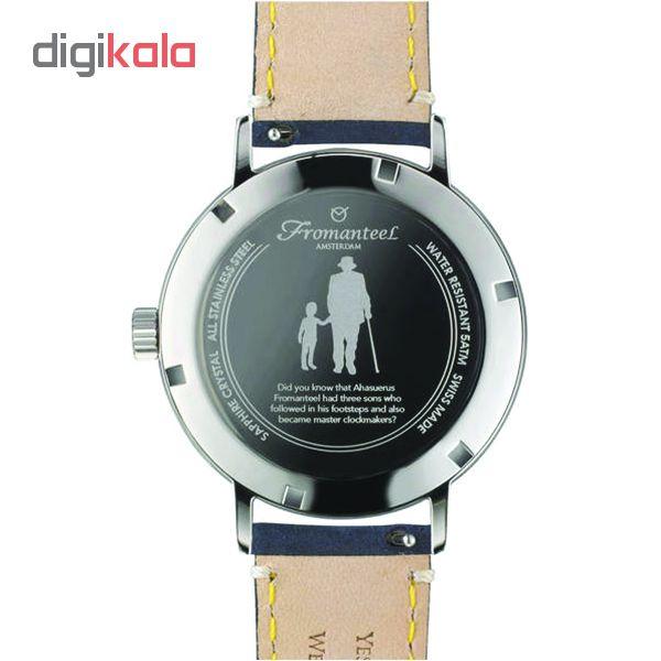 ساعت مچی عقربه ای مردانه فرومنتیل مدل Generation  W012