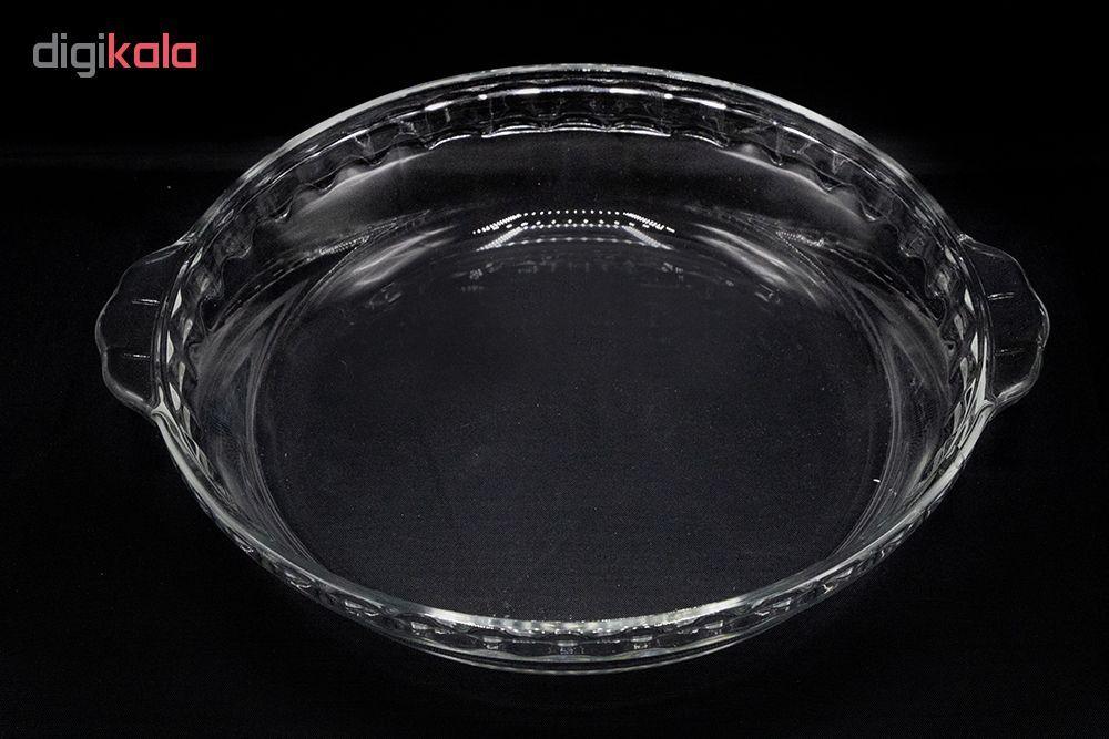 پیتزا خوری شیشه و بلور اصفهان مدل نازنین کد 746 بسته 2 عددی main 1 4