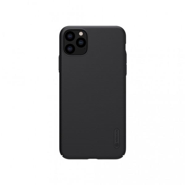 کاور نیلکین مدل Frosted Shield  مناسب برای گوشی موبایل اپل Iphone 11 pro max