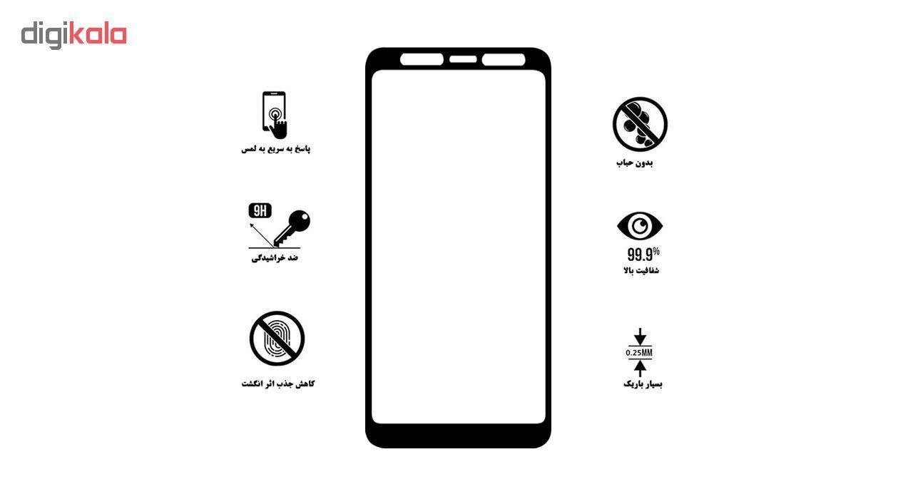 محافظ صفحه نمایش تراستکتور مدل GSS مناسب برای گوشی موبایل سامسونگ Galaxy A6 Plus 2018  main 1 6