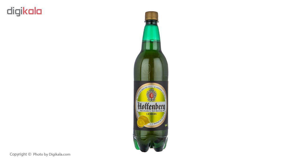 ماءالشعیر گازدار هوفنبرگ طعم لیمو مقدار 1 لیتر main 1 1