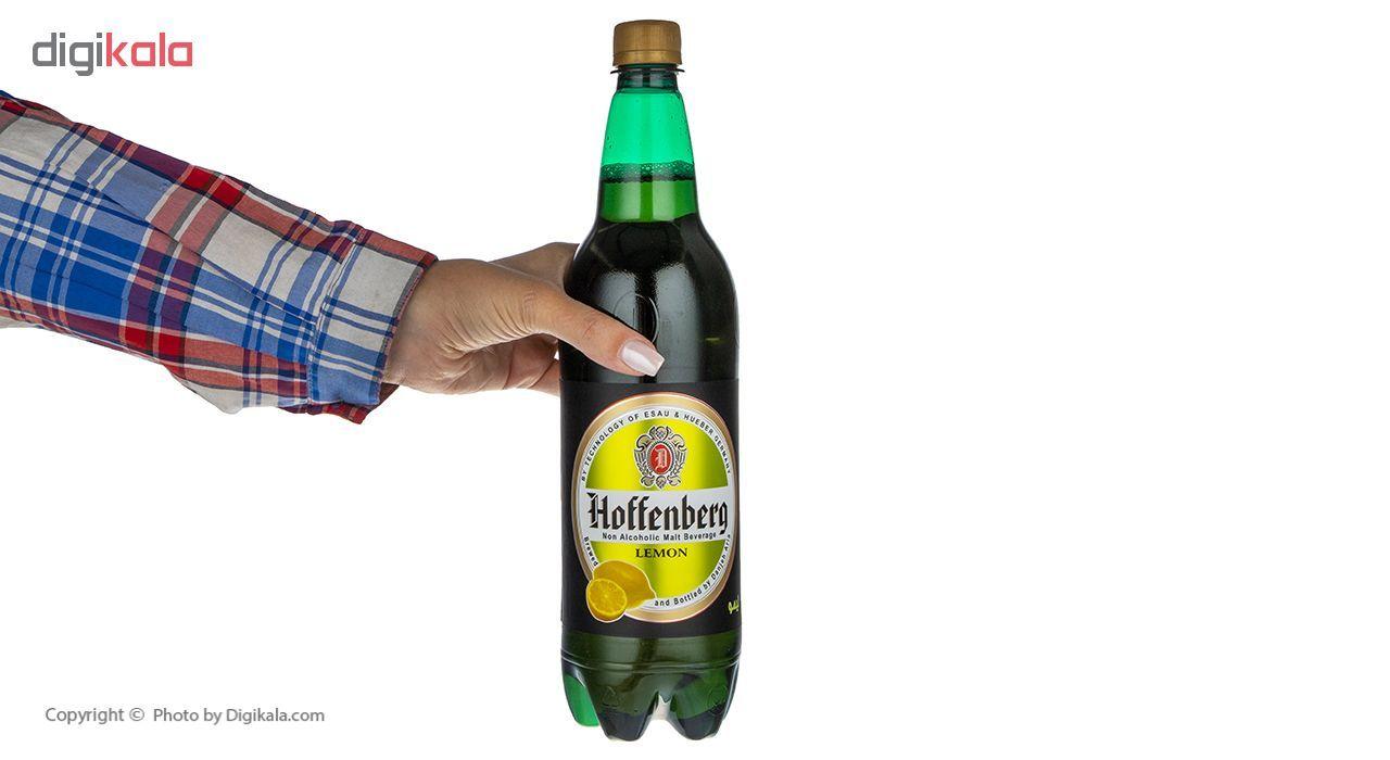 ماءالشعیر گازدار هوفنبرگ طعم لیمو مقدار 1 لیتر main 1 5