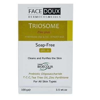 پن ضد باکتری فیس دوکس مدل Triosome وزن ۱۰۰ گرم