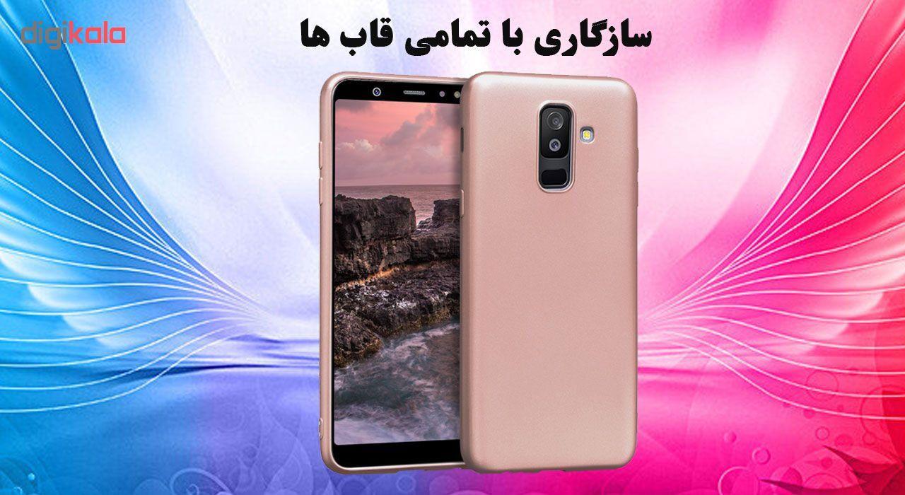 محافظ صفحه نمایش 5D هورس مدل FAG مناسب برای گوشی موبایل سامسونگ Galaxy A6 Plus 2018              ( قیمت و خرید)