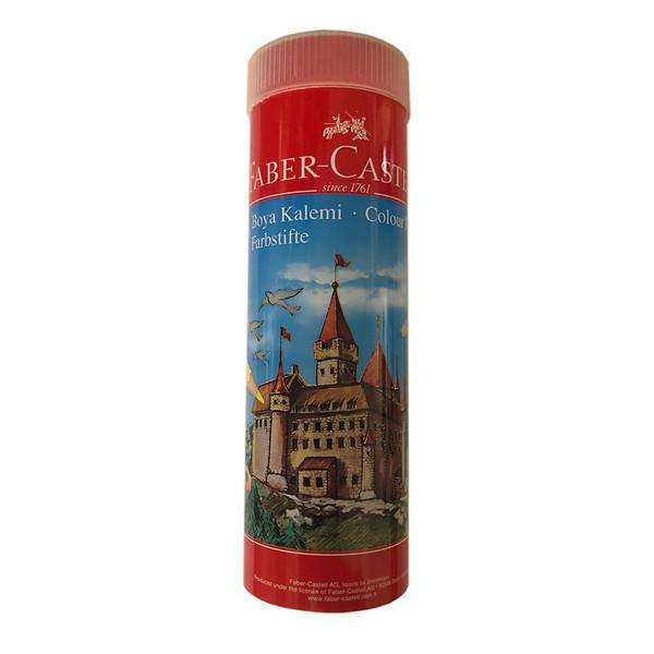 مداد رنگی 36 رنگ فابر کاستل مدل Castle36