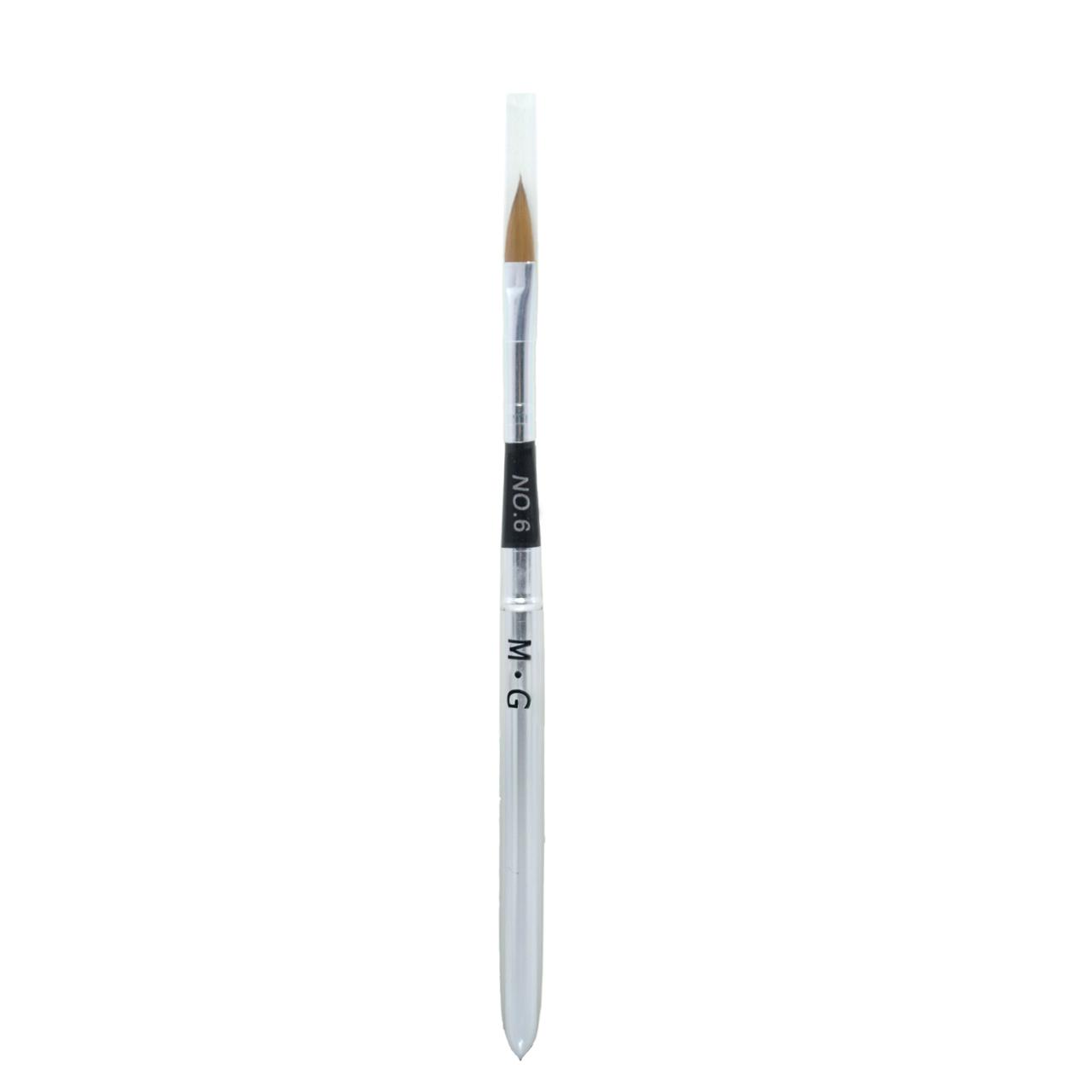 قلم موی کاشت ناخن ام. جی شماره 6