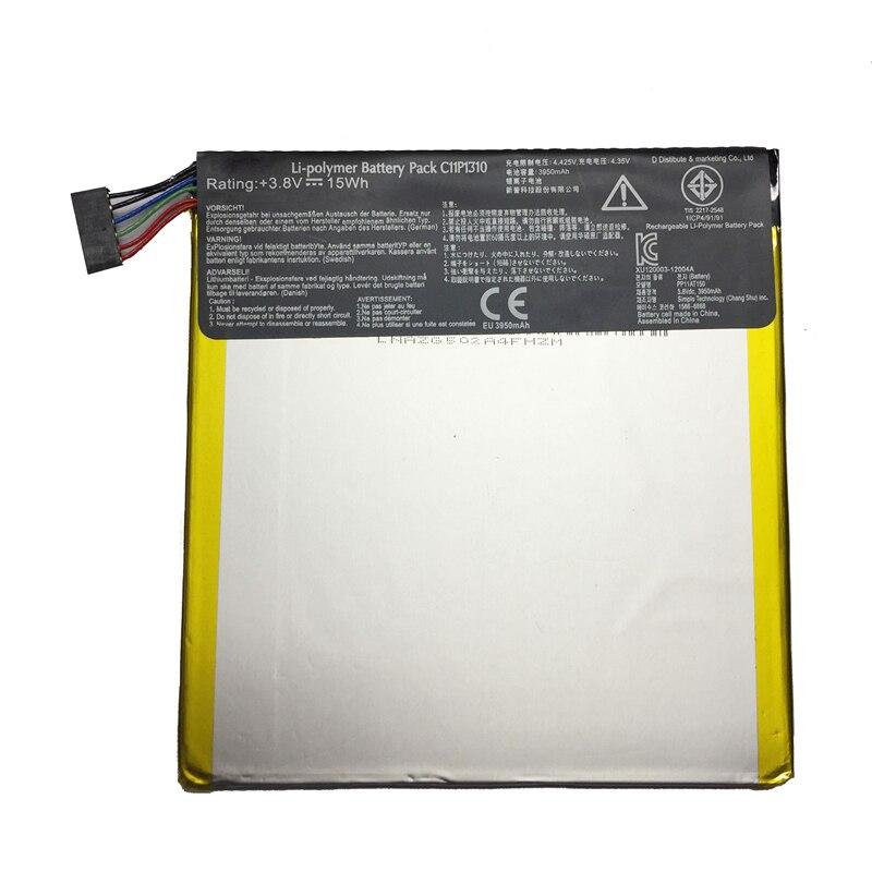 باتری تبلت مدل c11p1310 ظرفیت 3950 میلی آمپر ساعت مناسب برای تبلت ایسوس  fone pad7 me372