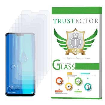 محافظ صفحه نمایش تراستکتور مدل GLS مناسب برای گوشی موبایل هوآوی Y9 2019 / Enjoy 9 plus بسته 5 عددی