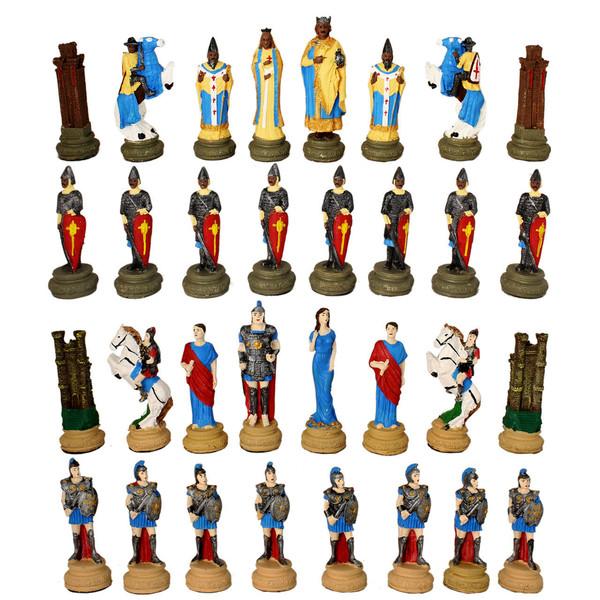خرید مهره شطرنج فانتزی