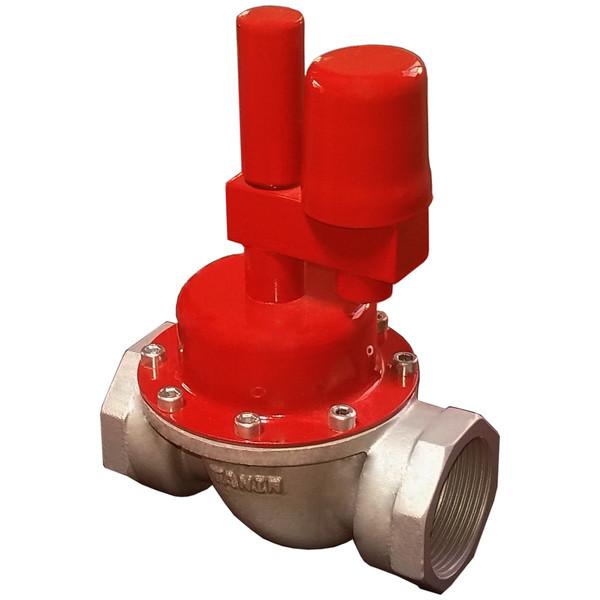 دستگاه قطع کن اتوماتیک جریان گاز طنین توسعه پارس مدل H1E1/4P