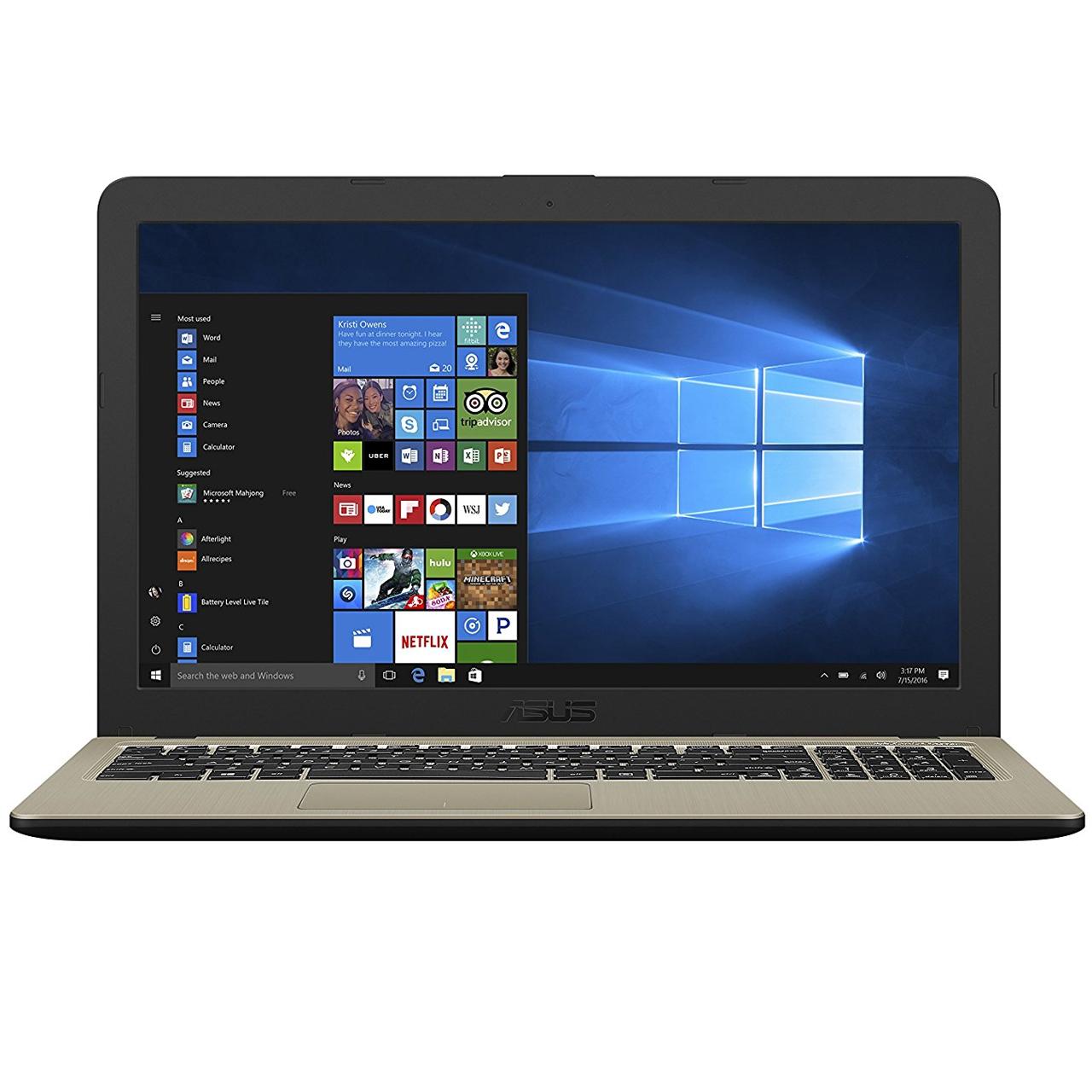 لپ تاپ 15 اینچی ایسوس مدل VivoBook X540UA-B