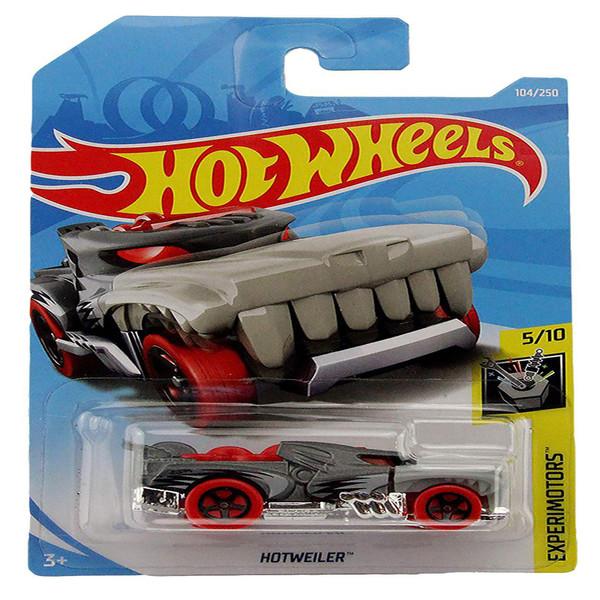 ماشین بازی  هات ویلز مدل  Hotweiler