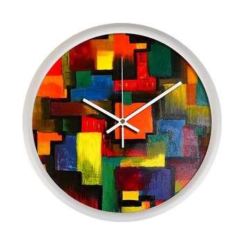 ساعت دیواری مینی مال لاکچری مدل 35Dio3_0692