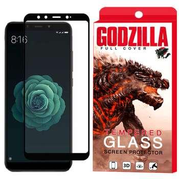 محافظ صفحه نمایش گودزیلا مدل GGF مناسب برای گوشی موبایل شیائومی MI 6X / A2
