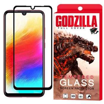 محافظ صفحه نمایش گودزیلا مدل GGF مناسب برای گوشی موبایل شیائومی Redmi Note 7