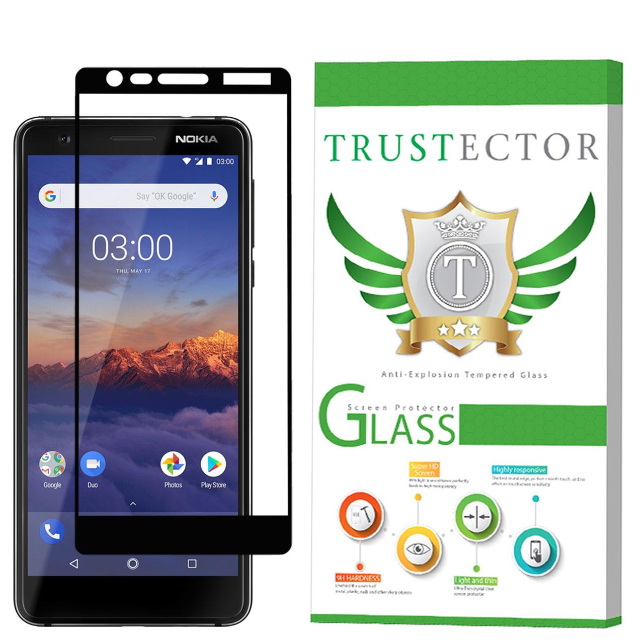 محافظ صفحه نمایش تراستکتور مدل GSS مناسب برای گوشی موبایل نوکیا 3.1              ( قیمت و خرید)