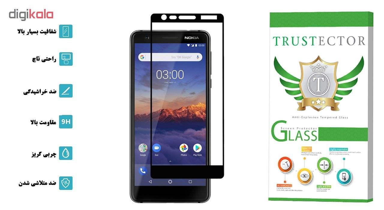 محافظ صفحه نمایش تراستکتور مدل GSS مناسب برای گوشی موبایل نوکیا 3.1 main 1 2