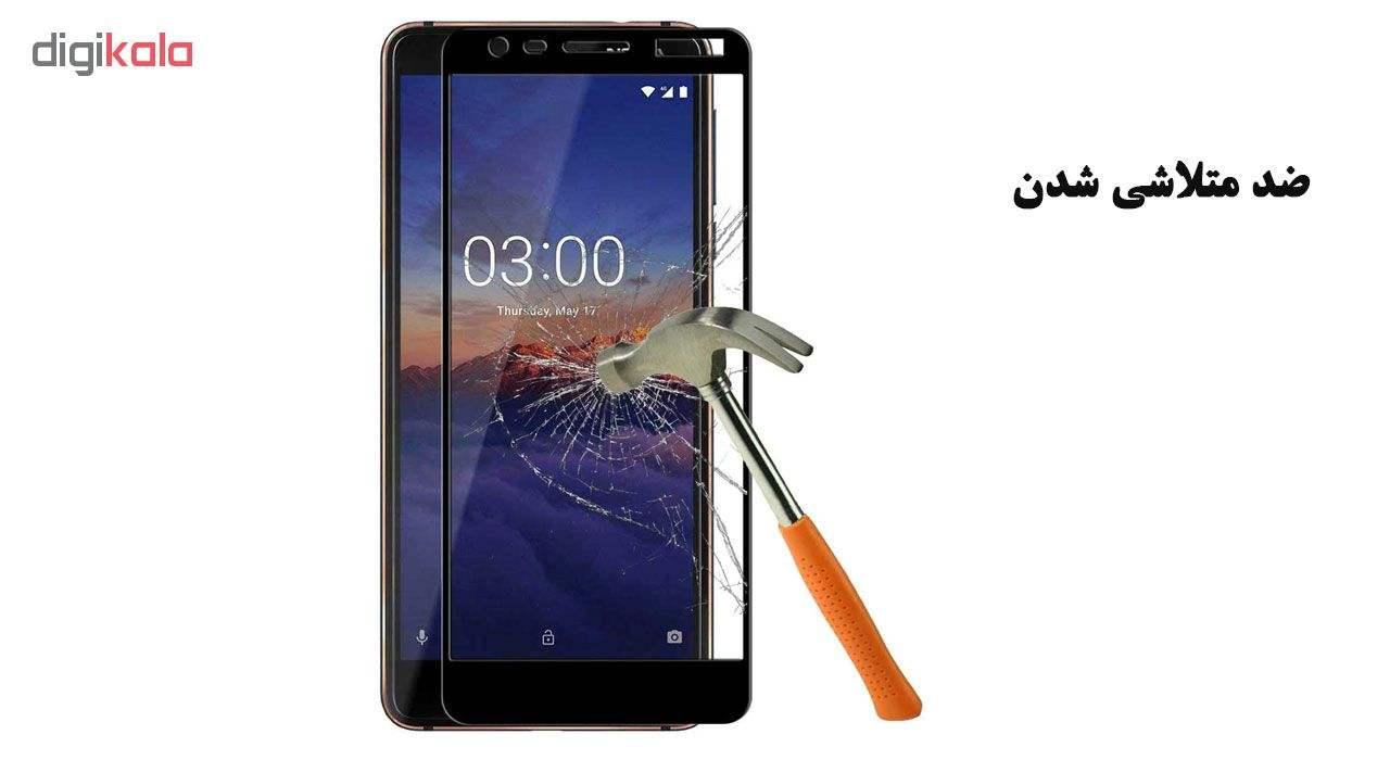 محافظ صفحه نمایش تراستکتور مدل GSS مناسب برای گوشی موبایل نوکیا 3.1 main 1 3