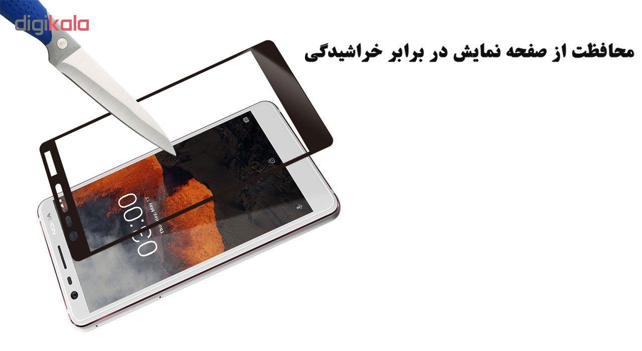 محافظ صفحه نمایش تراستکتور مدل GSS مناسب برای گوشی موبایل نوکیا 3.1 main 1 4