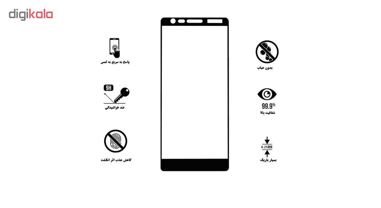 محافظ صفحه نمایش تراستکتور مدل GSS مناسب برای گوشی موبایل نوکیا 3.1 main 1 6