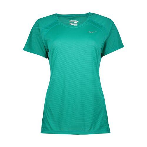تی شرت ورزشی زنانه ساکنی مدل Highlight