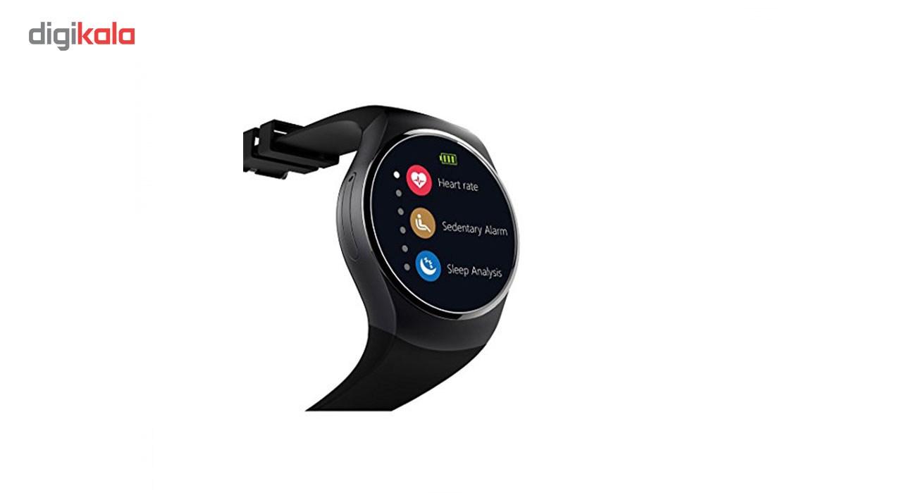 ساعت هوشمند تی تی وای کینگ ور مدل KW18