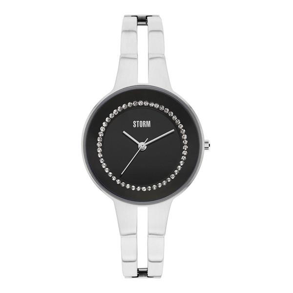ساعت مچی عقربه ای زنانه استورم کد ST47277-BK