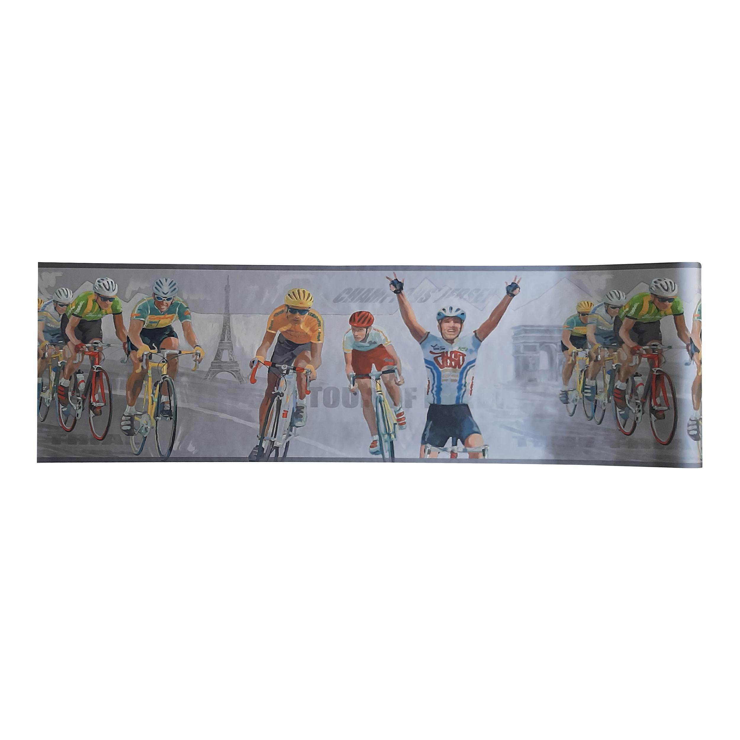 بردر کاغذ دیواری یورک مدل IN2622B